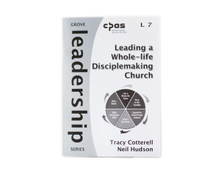 Leading whole life Disciplemaking church