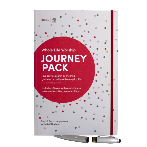 the whole life worship journey pack and usb pen image