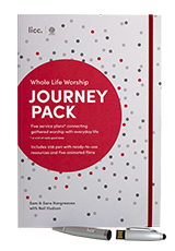 Journey Pack and USB pen